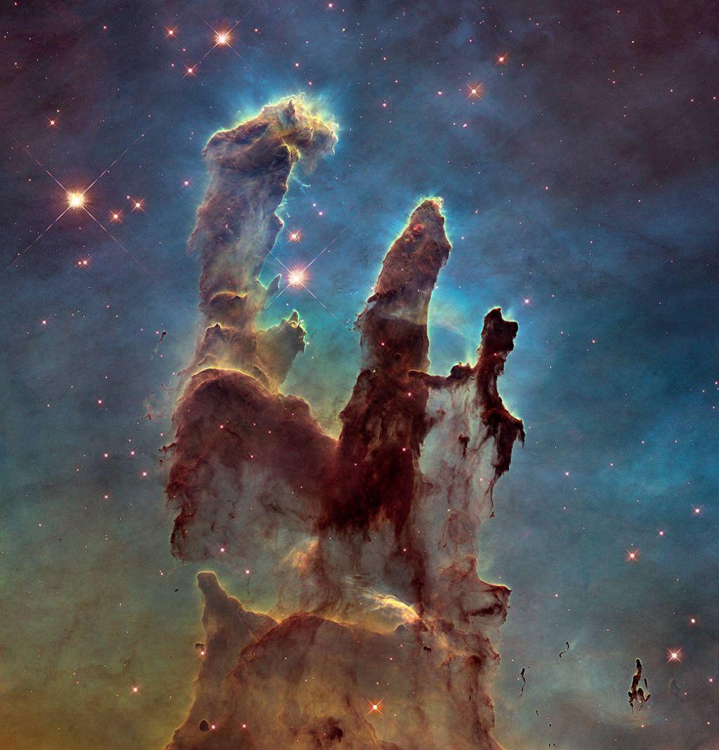 Scoperte nuove enormi e misteriose formazioni gassose all'interno della Via Lattea