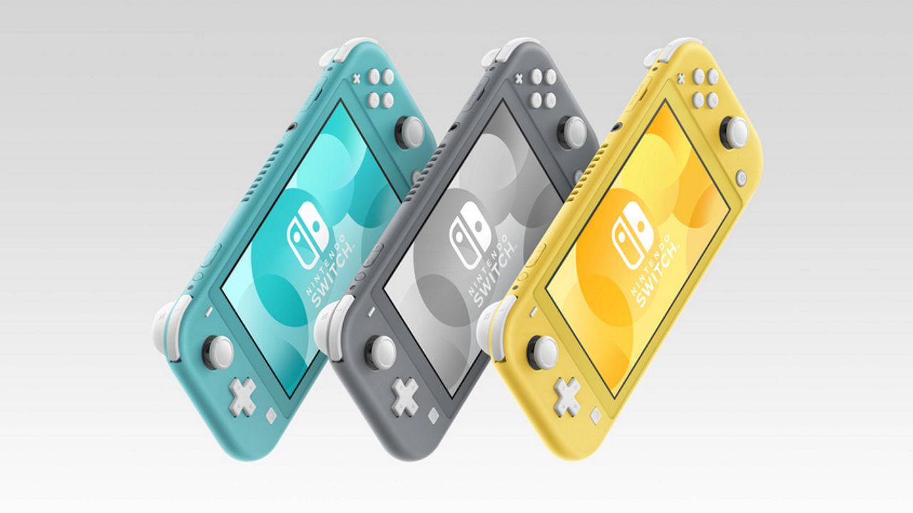 Un primo sguardo a Nintendo Switch Lite