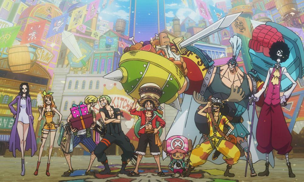 One Piece Stampede – Il Film, in edizione home video da marzo