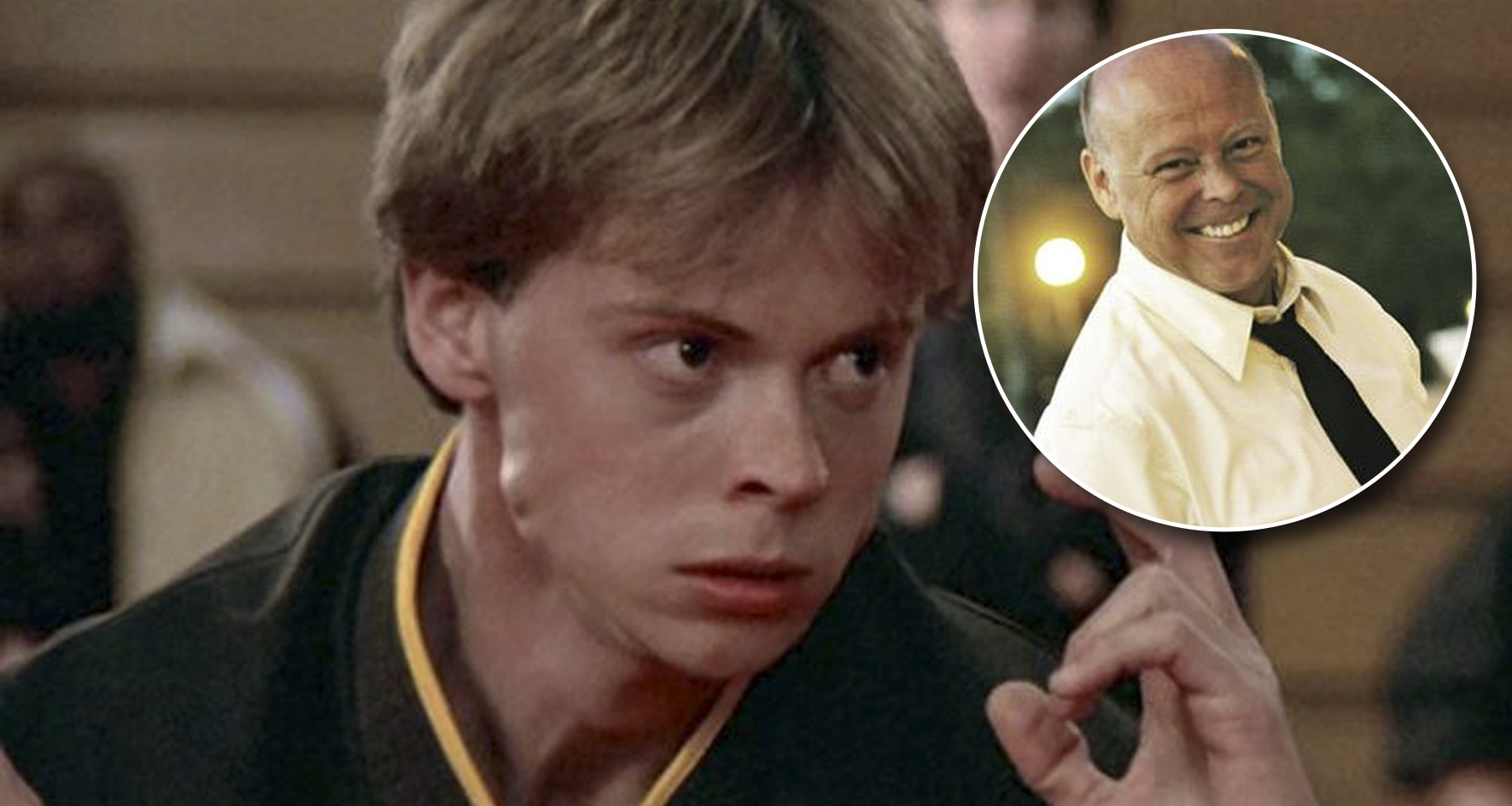 Robert Garrison, Karate Kid