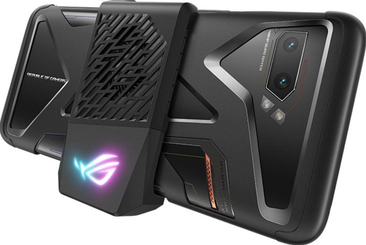 Asus ROG Phone 2 Ultimate Edition: 1TB di storage