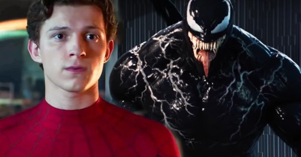Spider-Man, Tom Holland, Venom