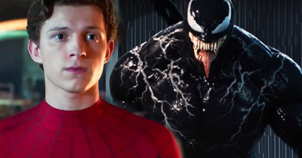 Spider-Man, Tom Holland, Venom