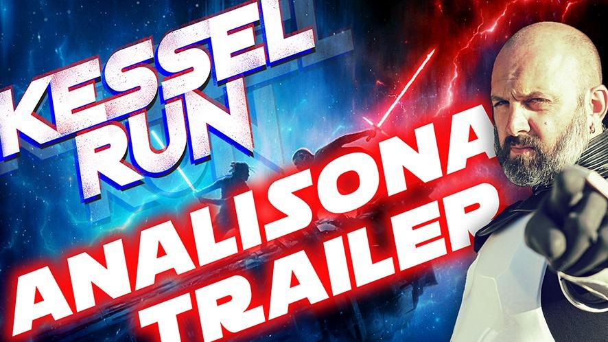 L'Analisi del Final Trailer di Star Wars: The Rise of Skywalker / Kessel Run 77