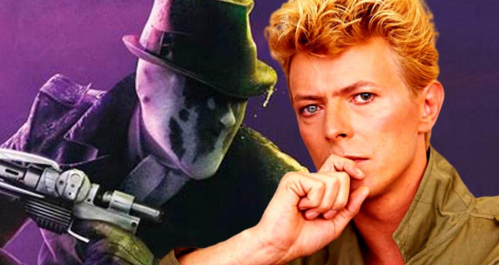 David Bowie, Watchmen