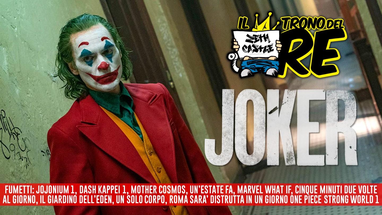 Il Trono Del Re: Speciale Joker al cinema