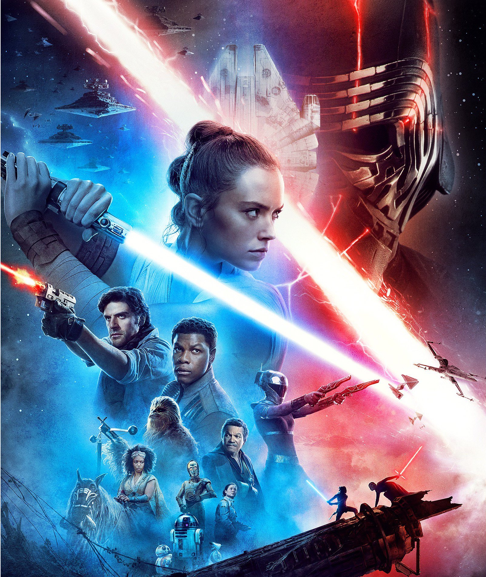 Ecco il nuovo Final Trailer e il Final Poster di Star Wars: The Rise of Skywalker!