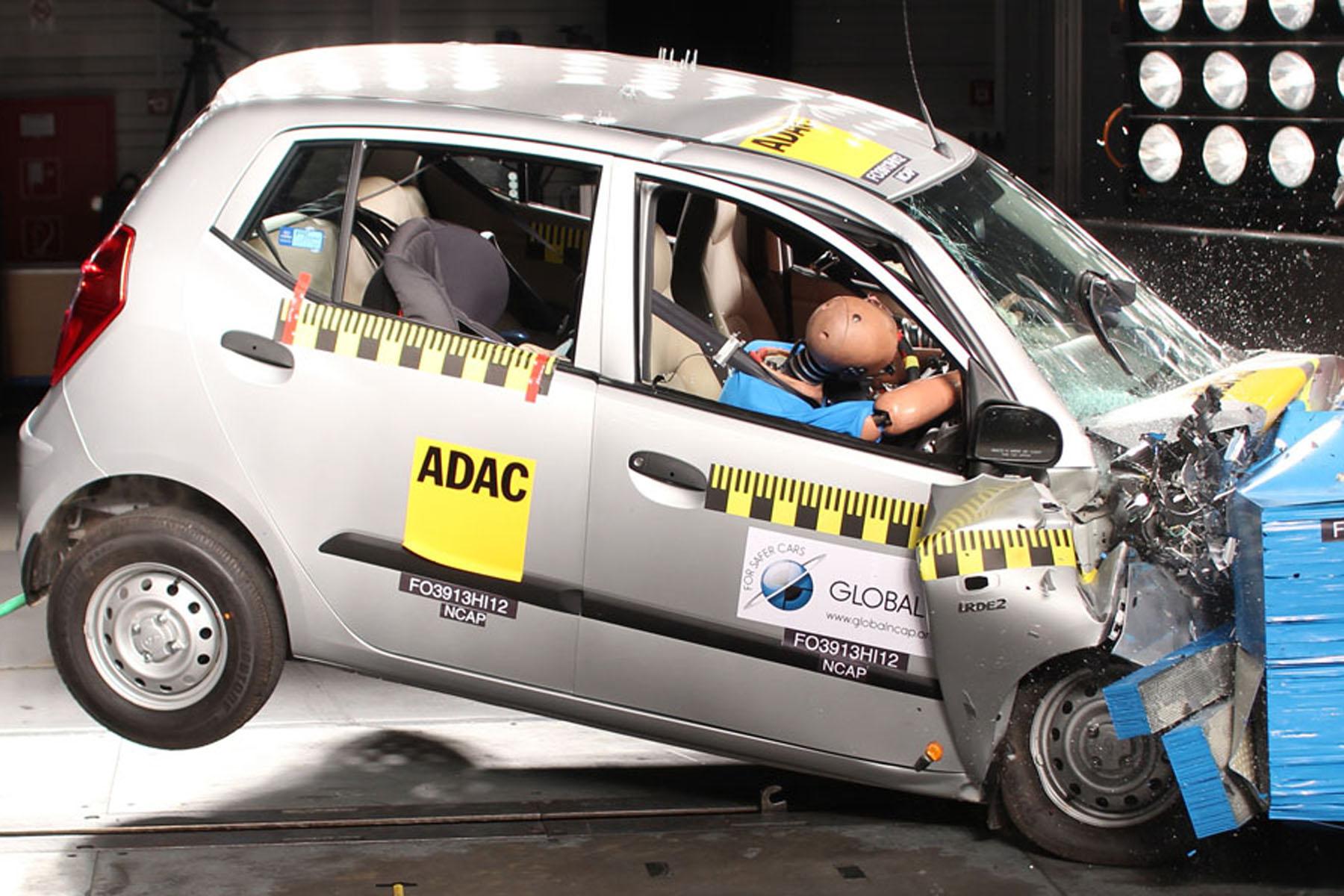 La sicurezza passiva nelle automobili
