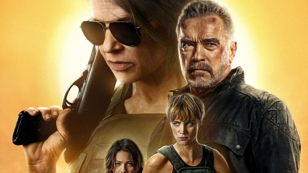 Terminator Lucca Comics & Games 2019