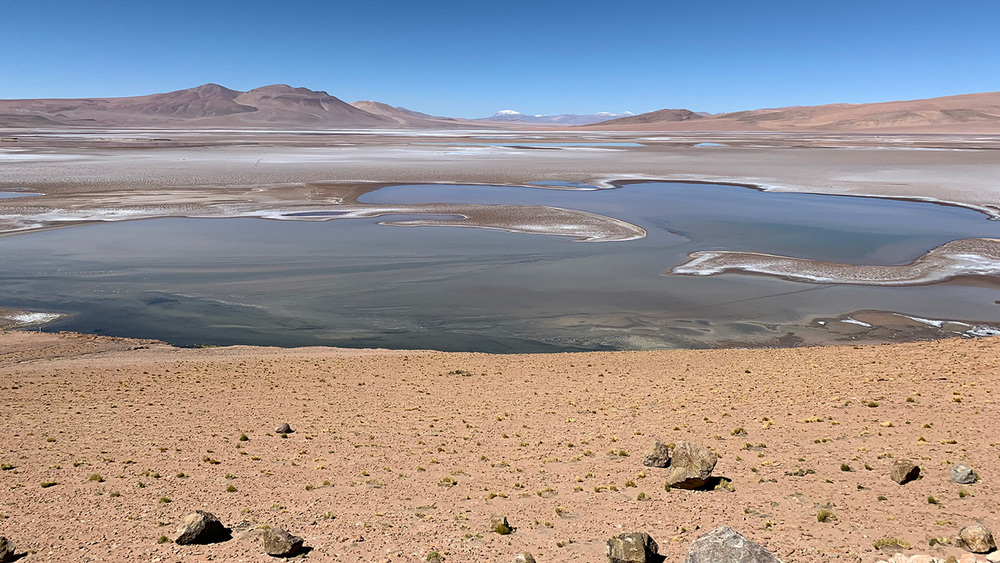 Presente acqua su Marte fino a 3,5 miliardi di anni fa