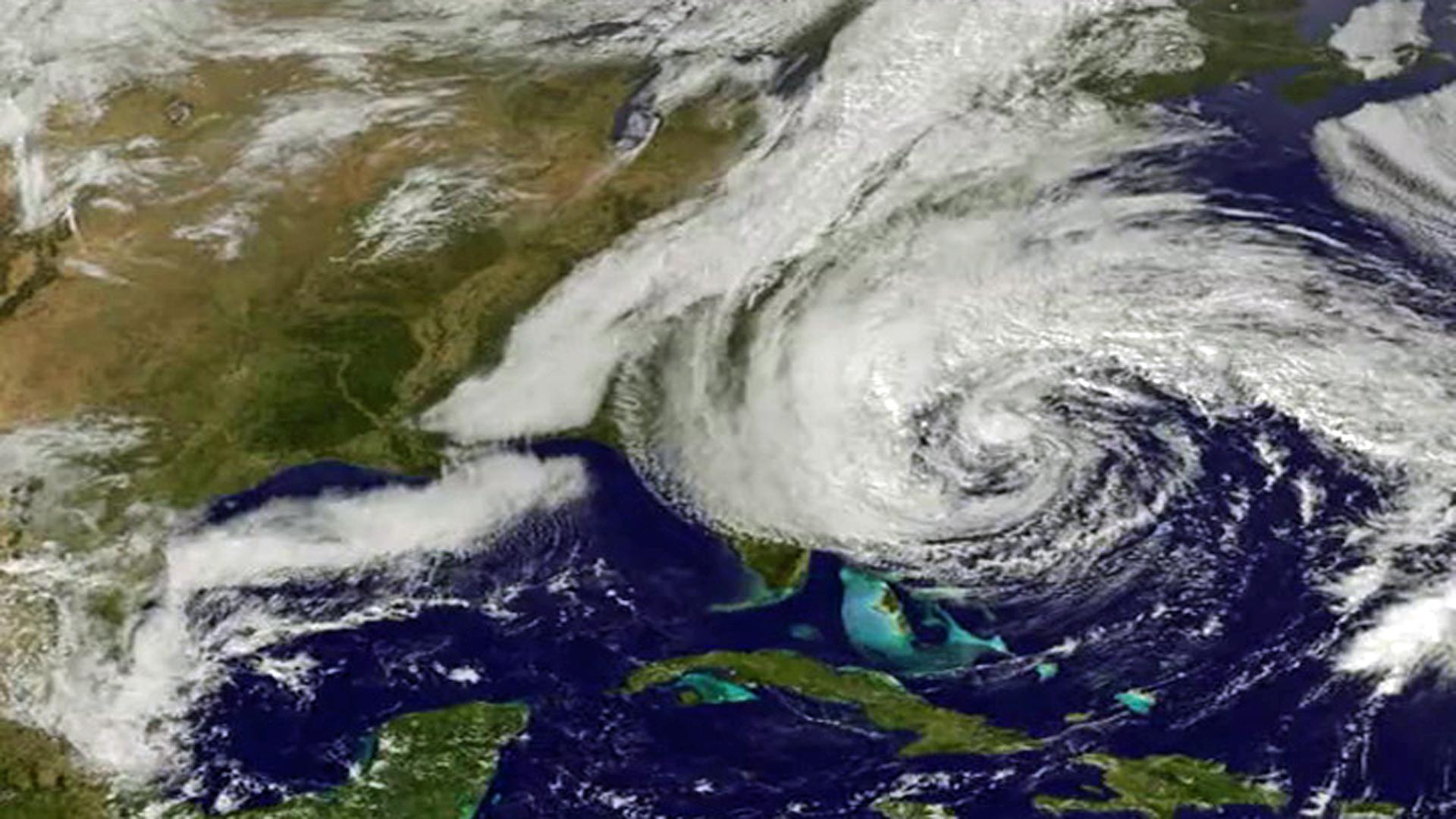 Le tempeste oceaniche più potenti sembrano essere in grado di generare terremoti di lieve intensità
