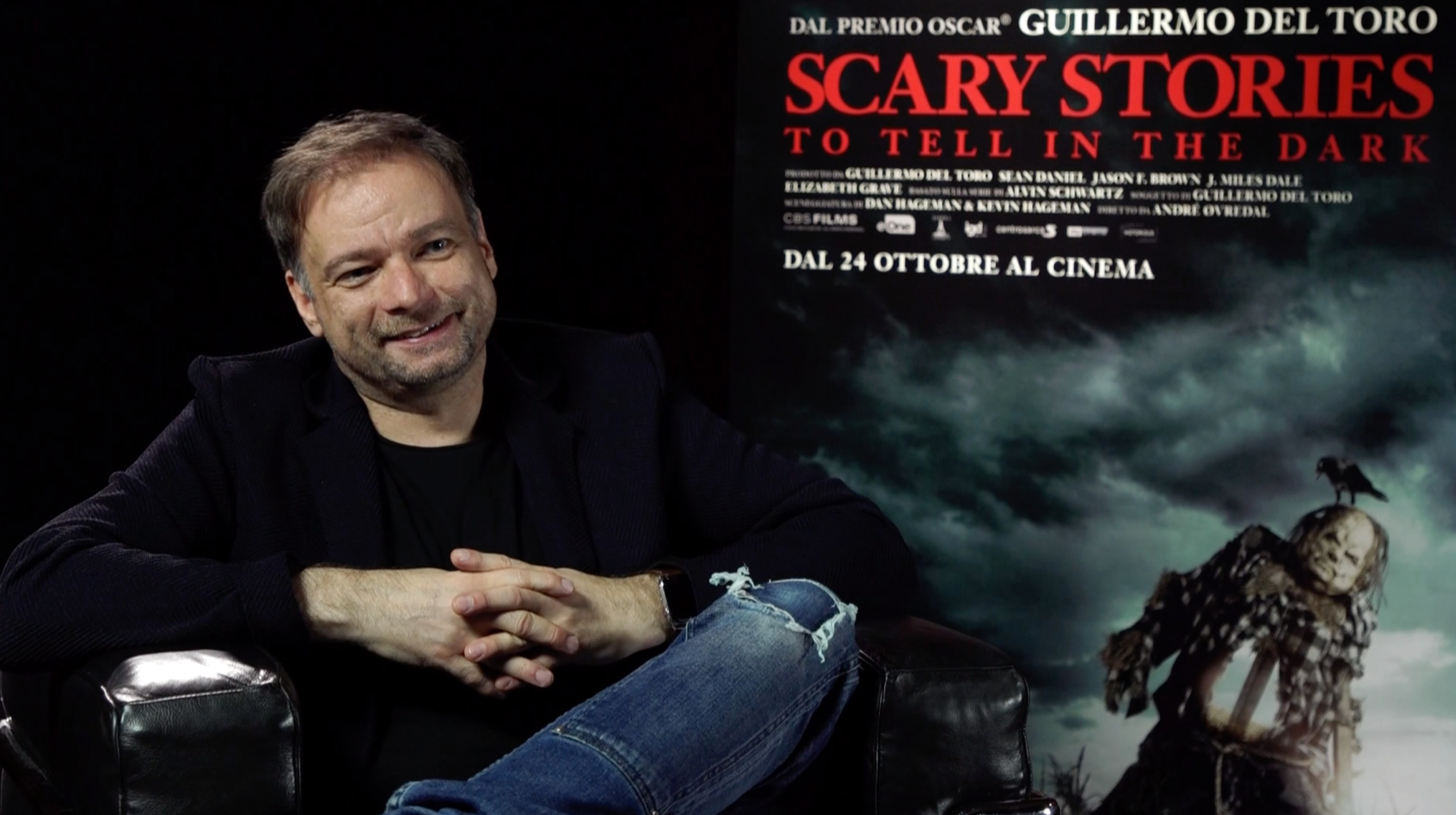 Scary Stories to Tell in the Dark: intervista al regista André Øvredal
