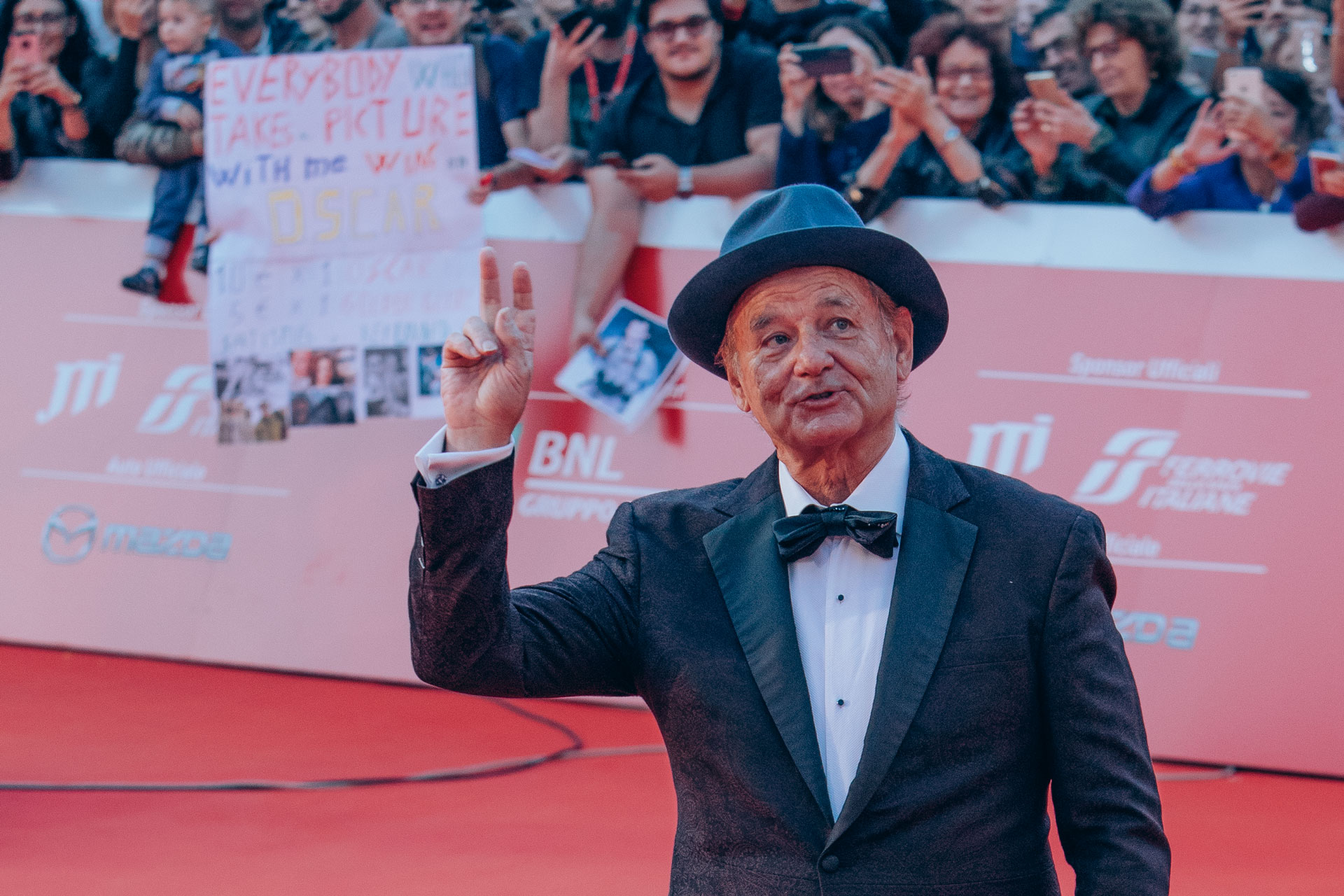 Festa del Cinema di Roma: nessuno mette Bill Murray su un red carpet