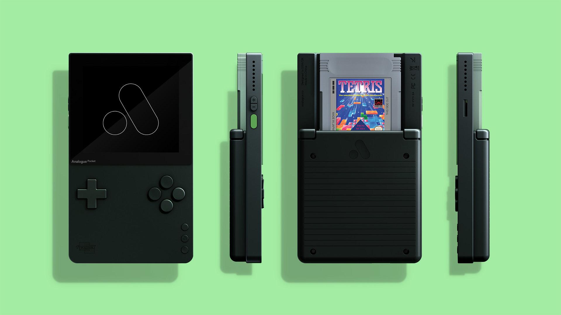 Analogue Pocket: in arrivo nel 2020 il Game Boy replicato in FPGA