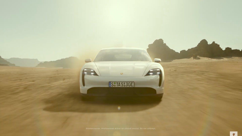 Porsche Taycan: ora anche in abbonamento a 2.500$ al mese
