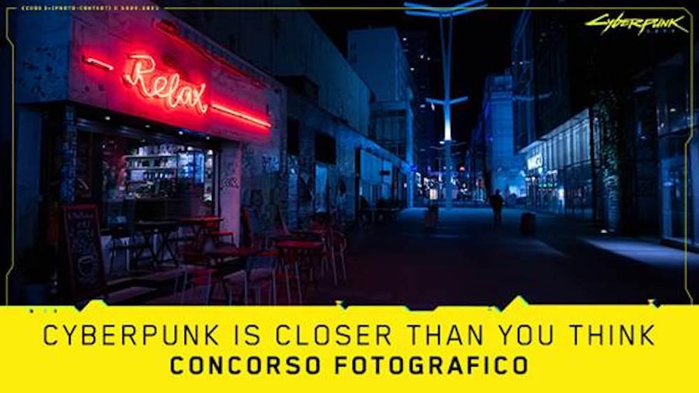 Cyberpunk 2077: CD PROJEKT RED invita i giocatori e gli amanti della fotografia a partecipare al concorso fotografico