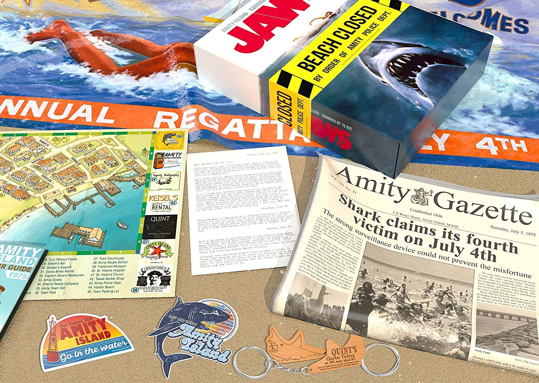 Jaws Lo Squalo Kit Amity Island Summer of 75