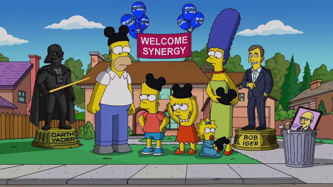 I Simpson: ecco il video promo che celebra l'arrivo su Disney+