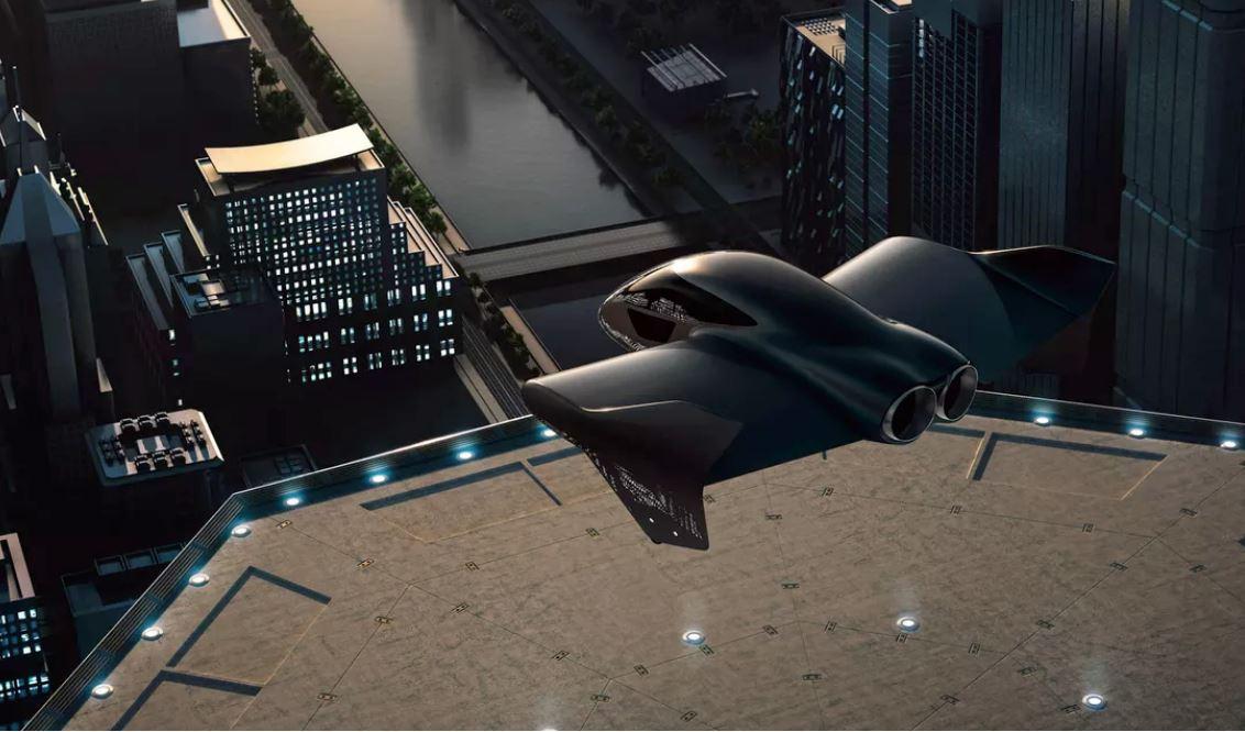 Porsche costruirà un taxi volante assieme a Boeing