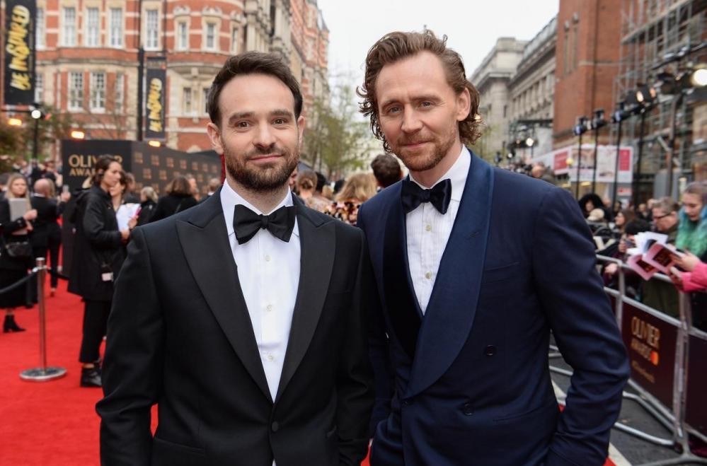 Tom Hiddleston, Charlie Cox