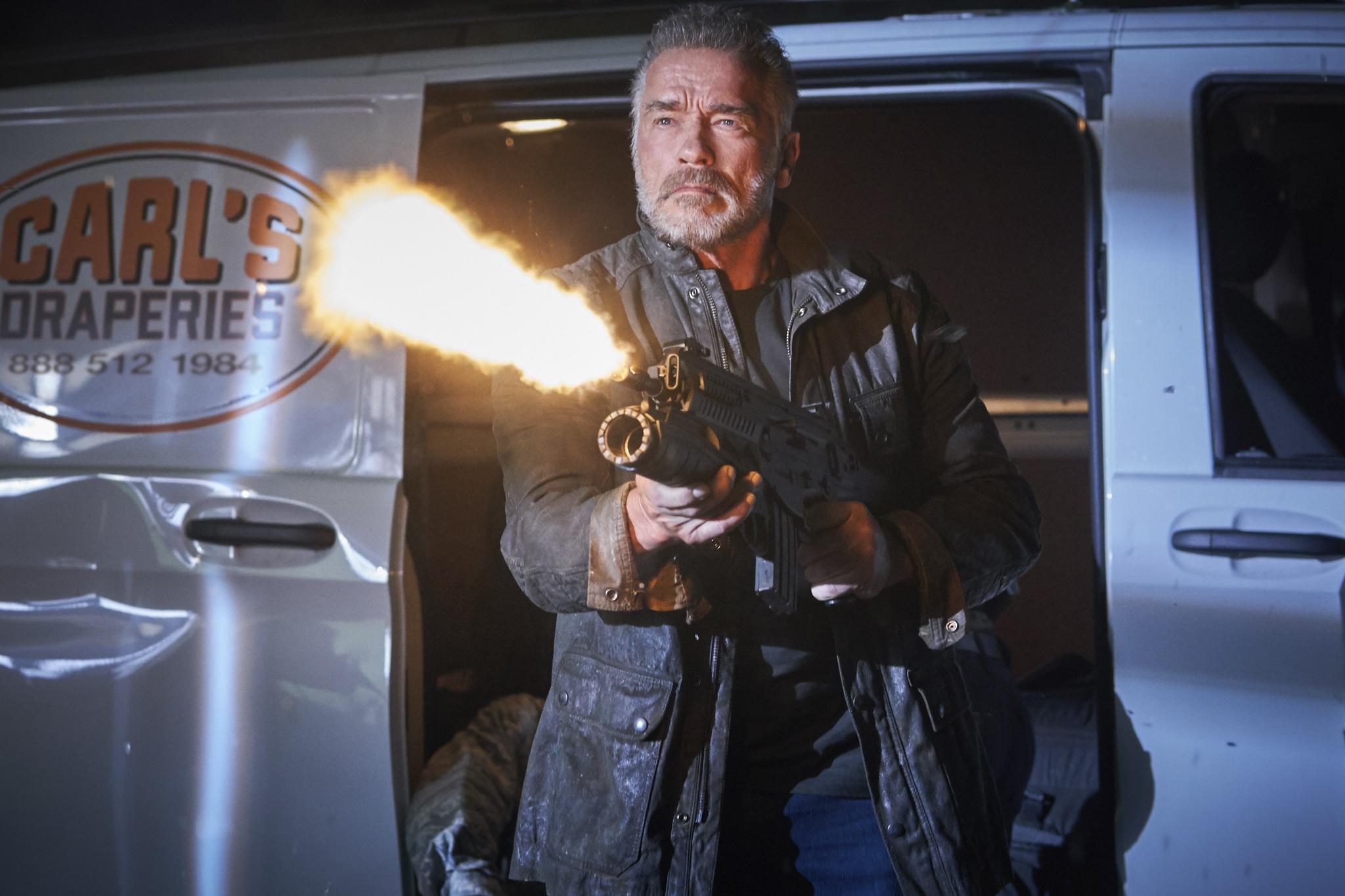 Terminator: Destino Oscuro - Il sequel avrebbe avuto una linea temporale diversa