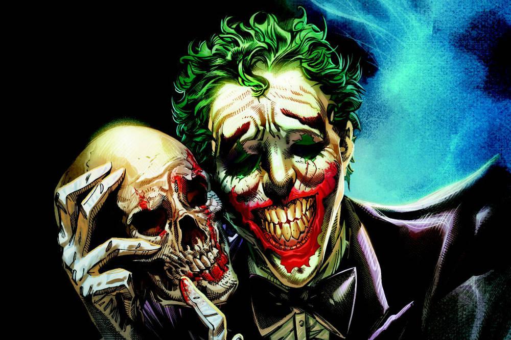 Joker: Year of the Villain #1, le prime tavole dello speciale scritto da John Carpenter
