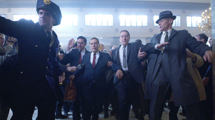 Migliori film Netflix The Irishman