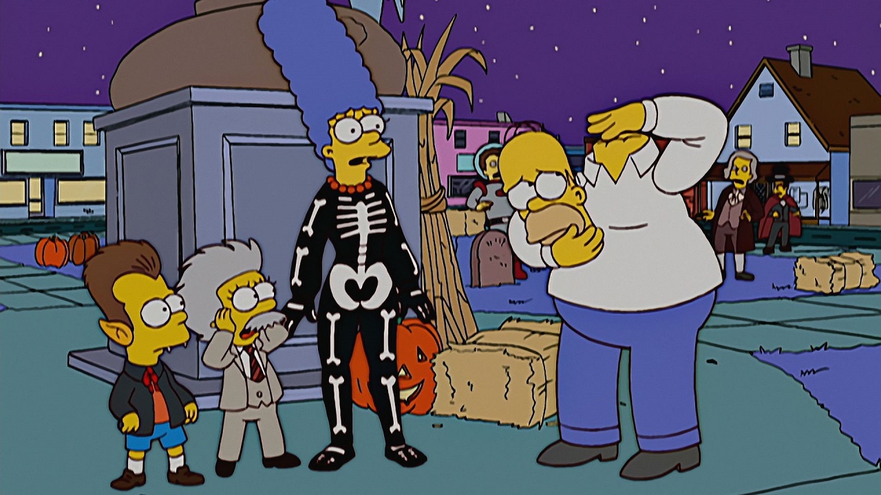 I Simpson: in onda stasera negli USA il 30esimo speciale di Halloween