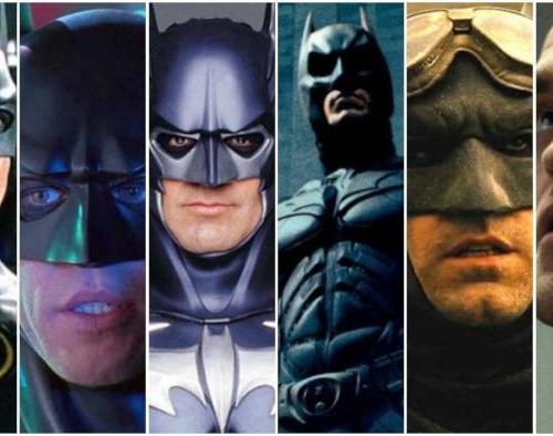 tutti i batman