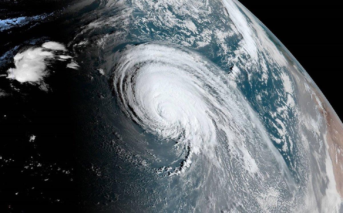 """Identificato il primo """"uragano spaziale"""", si era abbattuto sul Polo Nord"""
