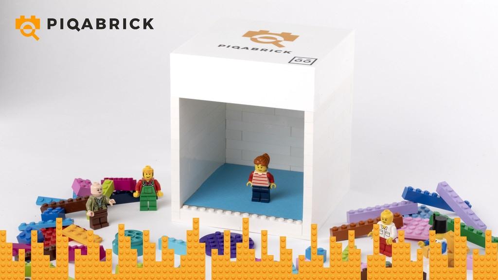 Su Kickstarter il progetto Piqabrick che identifica i vostri pezzi LEGO [AGGIORNATO]