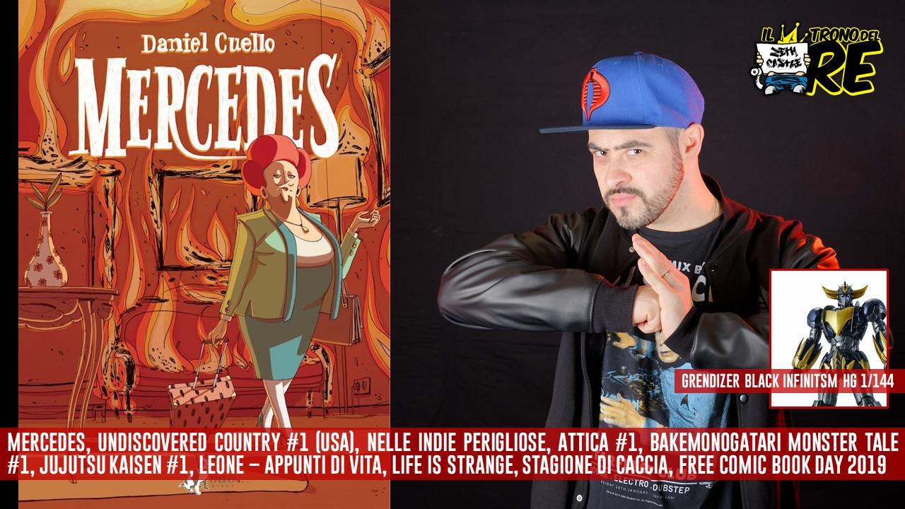 Il Trono del Re - il loot di fumetti da Lucca Comics and Games pt. 3