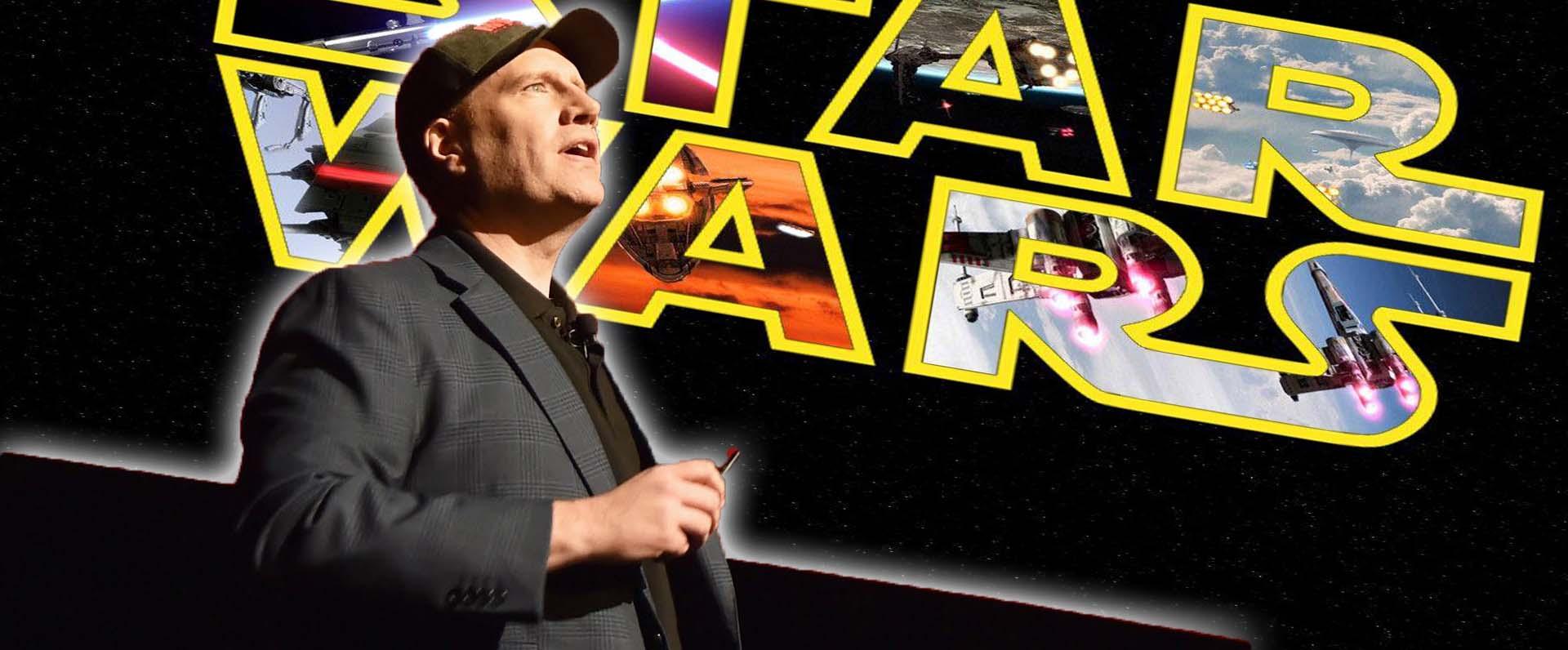 Kevin Feige, Star Wars