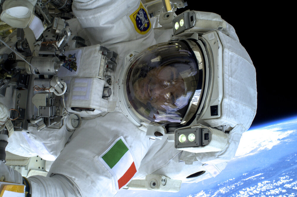Una passeggiata spaziale davvero impegnativa per Luca Parmitano