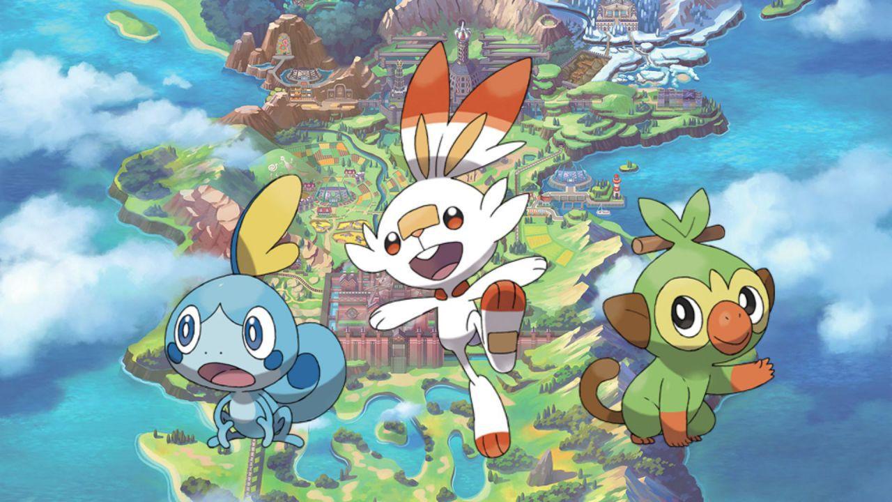 Pokémon Spada e Scudo: la recensione della nuova avventura a Galar