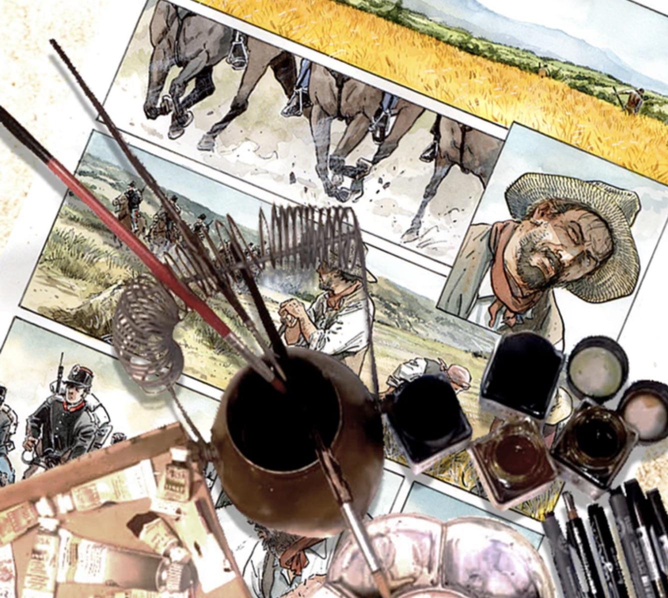 Sangue del tuo Sangue: il fumetto in crowdfunding di Luca Raimondo
