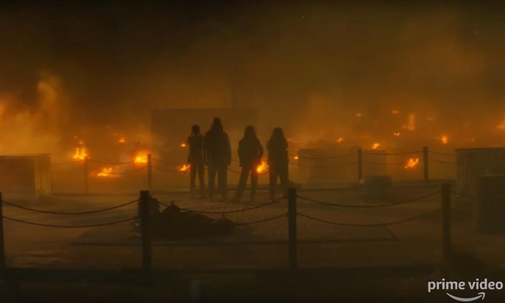 The Walking Dead: Wolrd Beyond