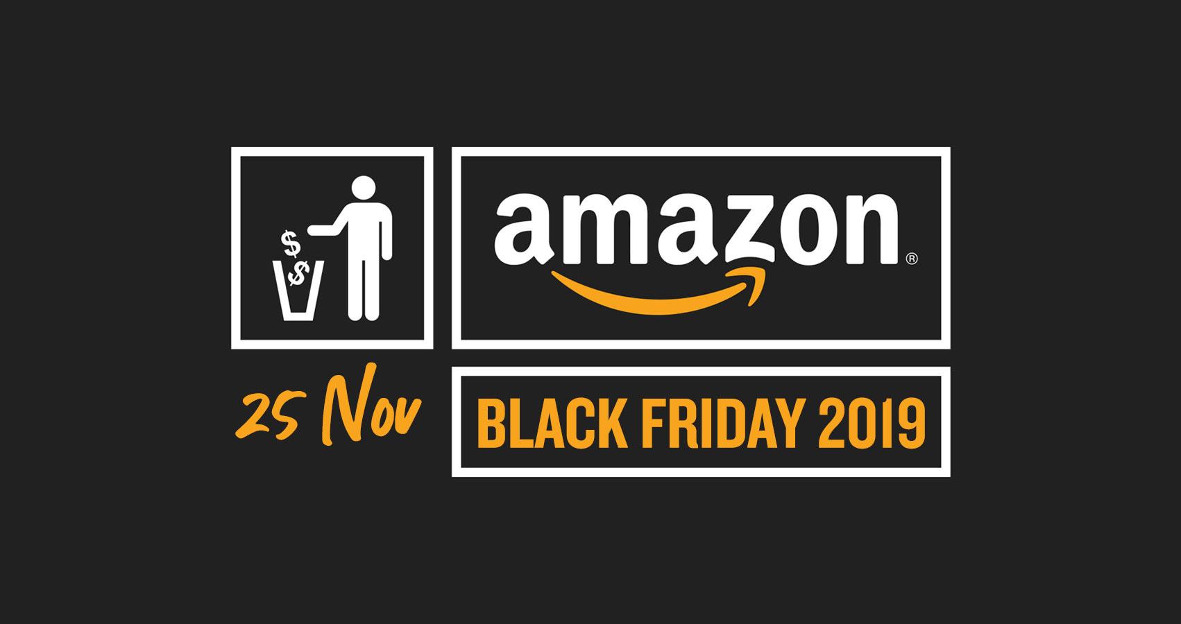 Black Friday 2019: Le migliori offerte del 25 Novembre