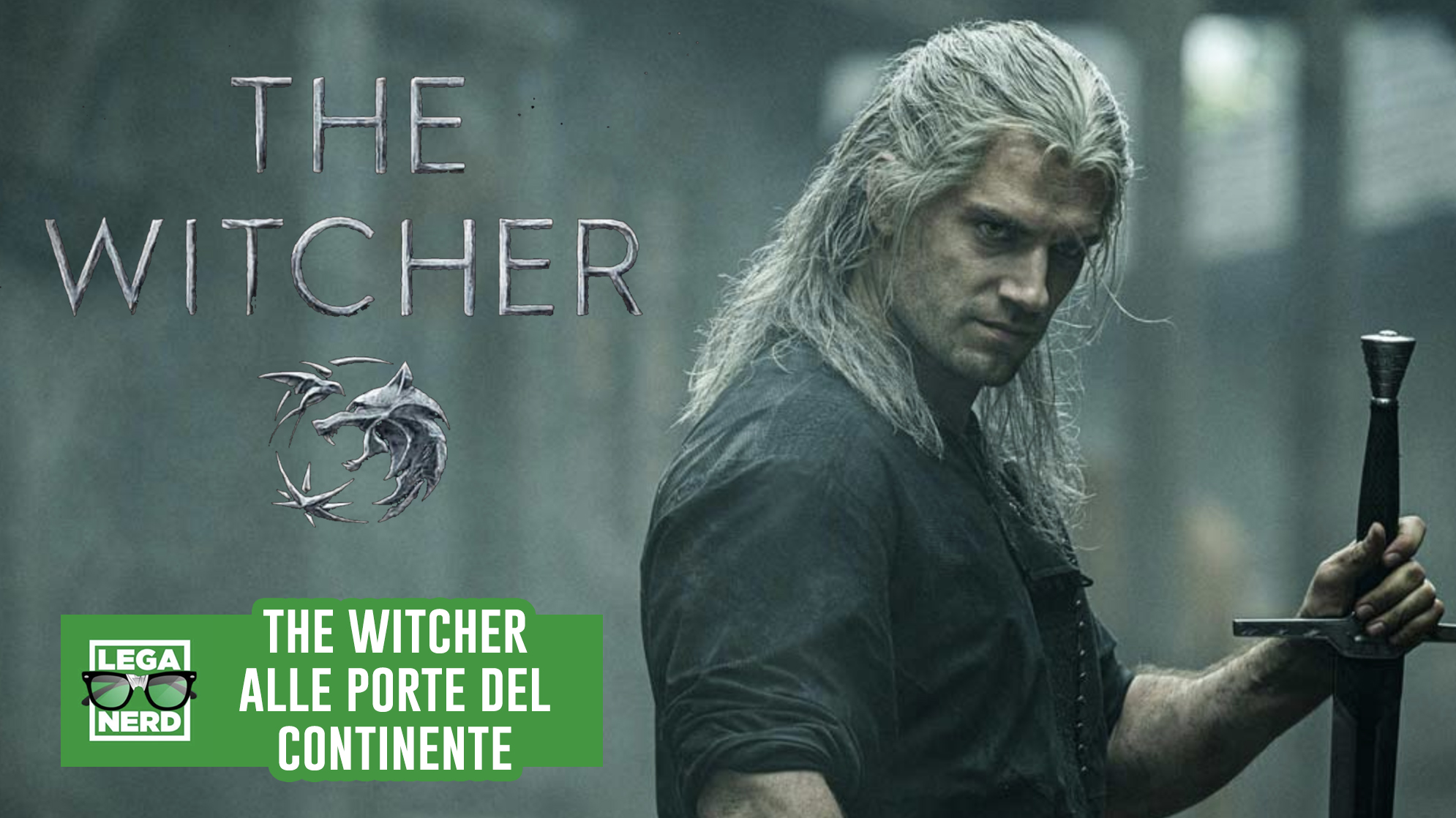 "The Witcher: ""Alle porte del Continente"" a Lucca Comics & Games 2019"