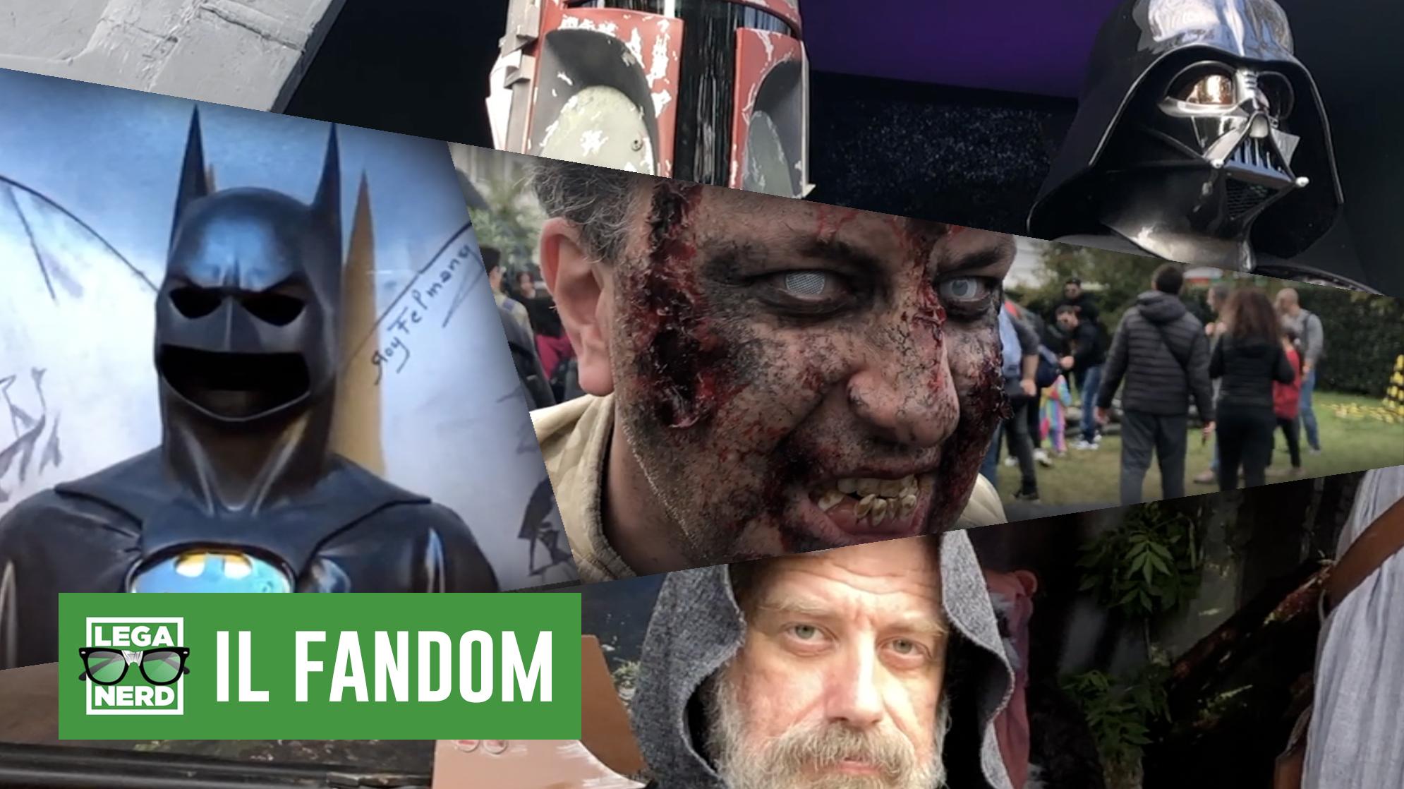 Il fandom a Lucca Comics & Games 2019