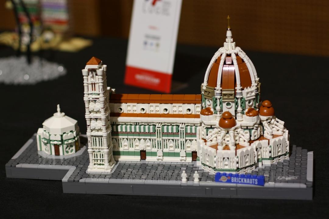 Fotoreportage dell'esposizione LEGO Bricks In Florence Festival 2019 - Lega Nerd