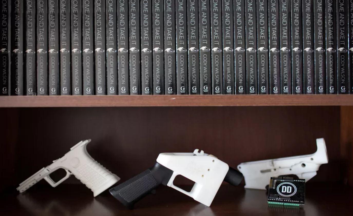 Armi stampate in 3D: la guerra degli USA continua