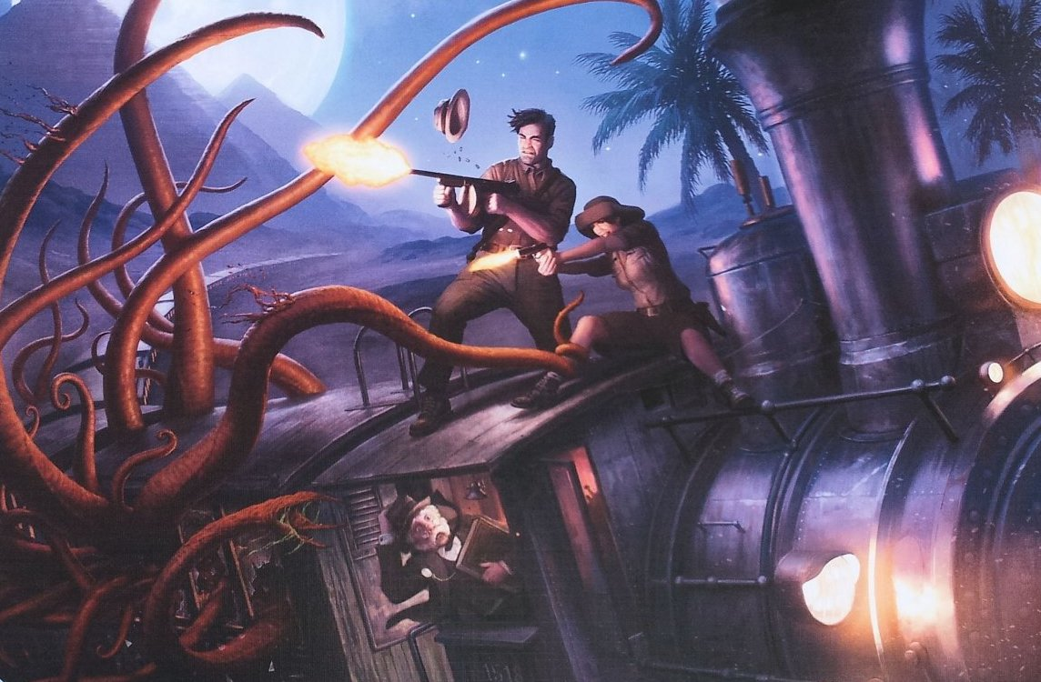 Recensione Eldritch Horror: un Lovecraft che sa di Indiana Jones