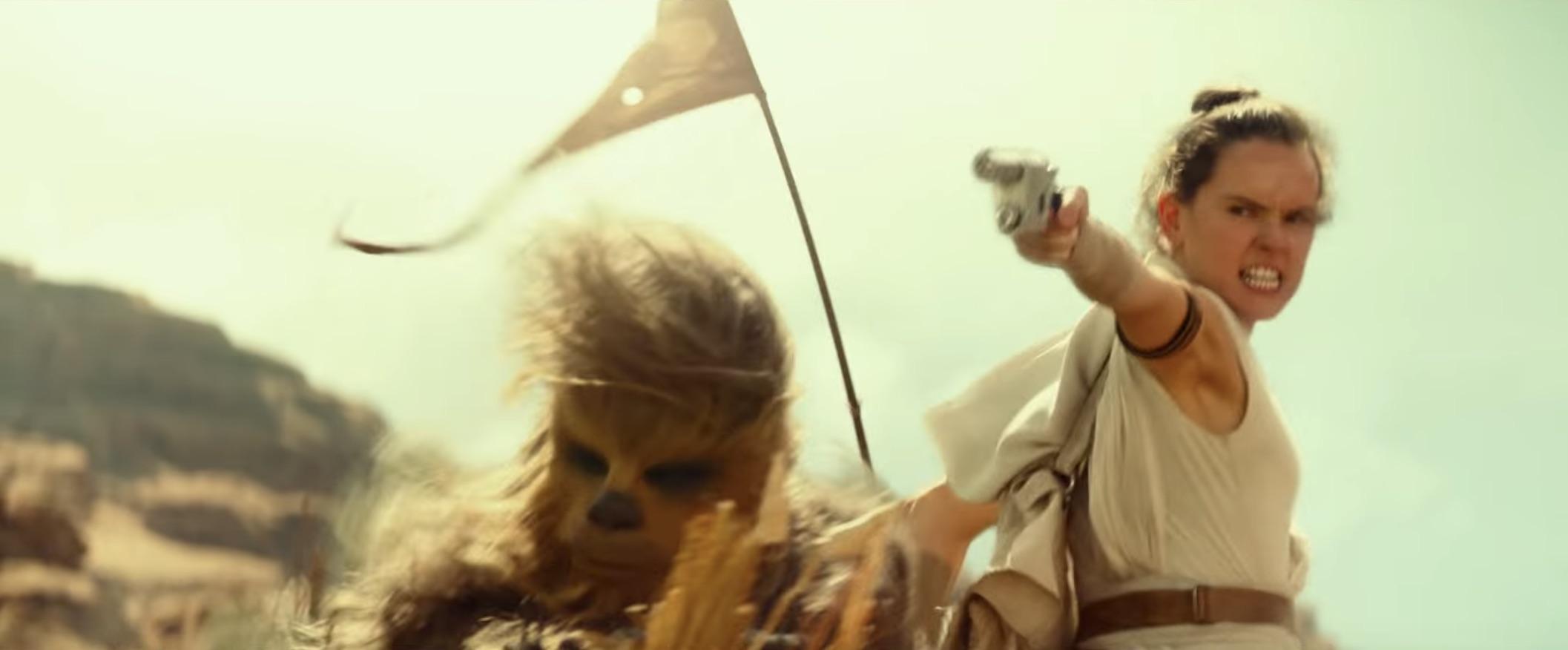 Star Wars: L'Ascesa di Skywalker, ecco una primissima clip dal film