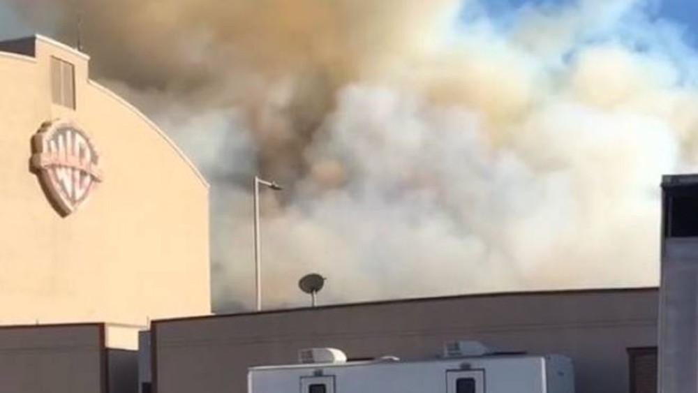 Incendio alla Warner: Clint Eeastwood resta a lavorare su Richard Jewell
