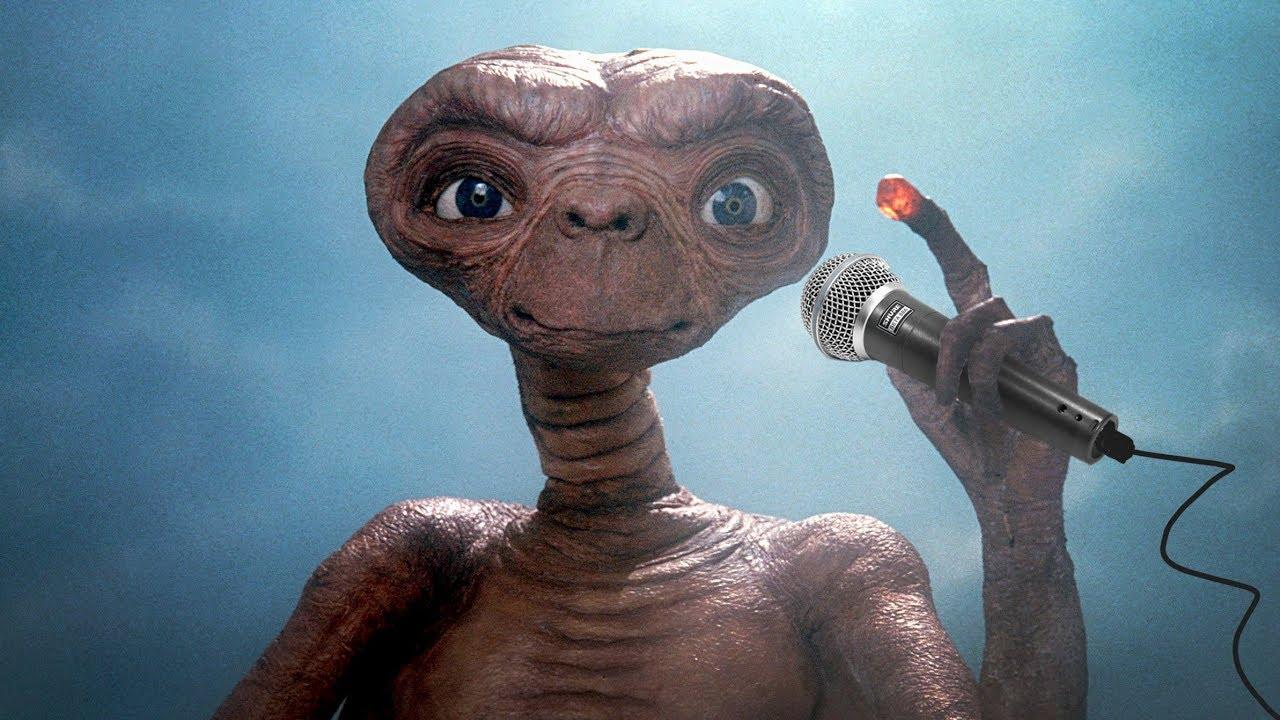 E.T. L'Extraterrestre: ecco lo spot tv che riunisce l'alieno con Elliott
