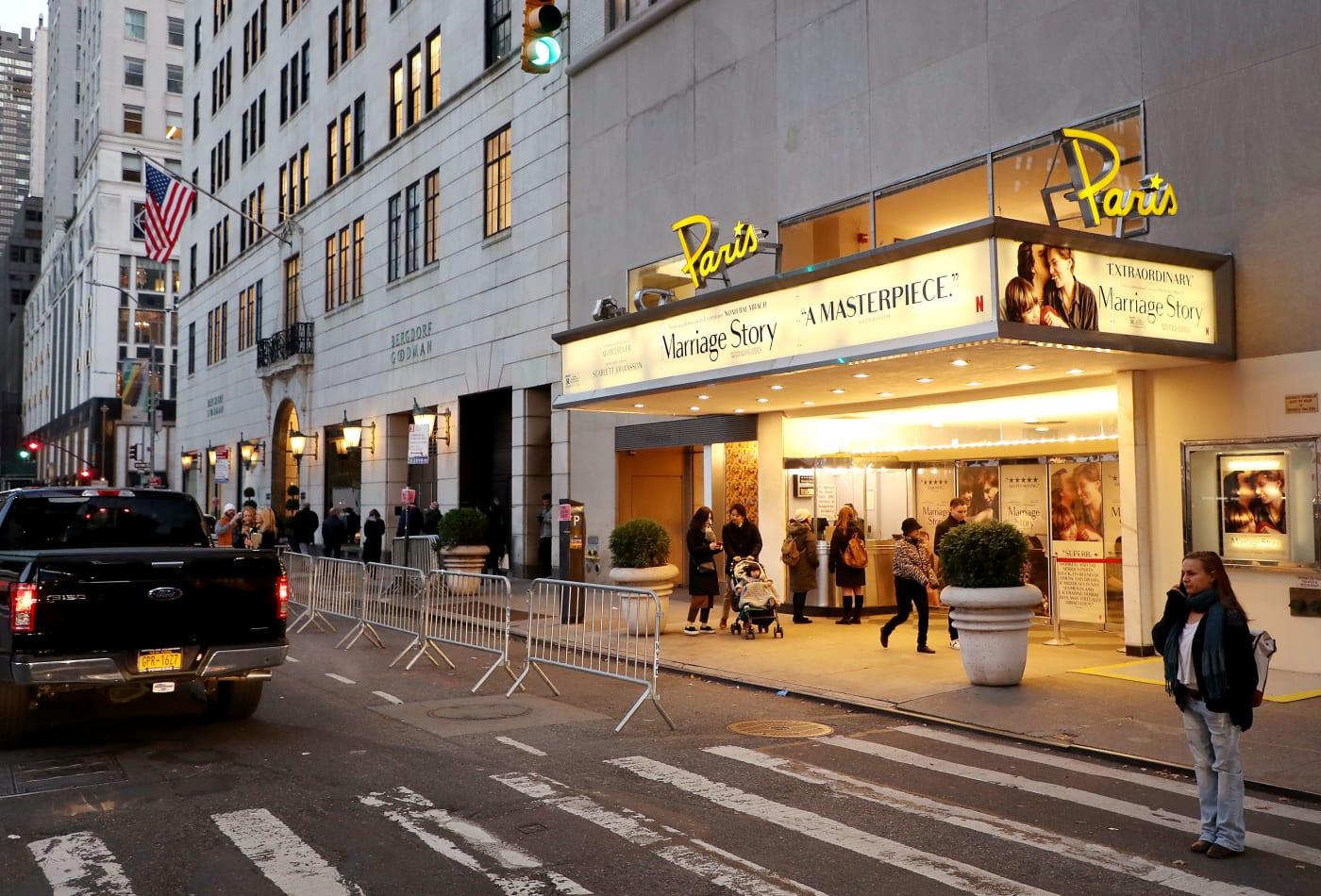 Netflix ha salvato un cinema storico di New York e proietterà lì i suoi film