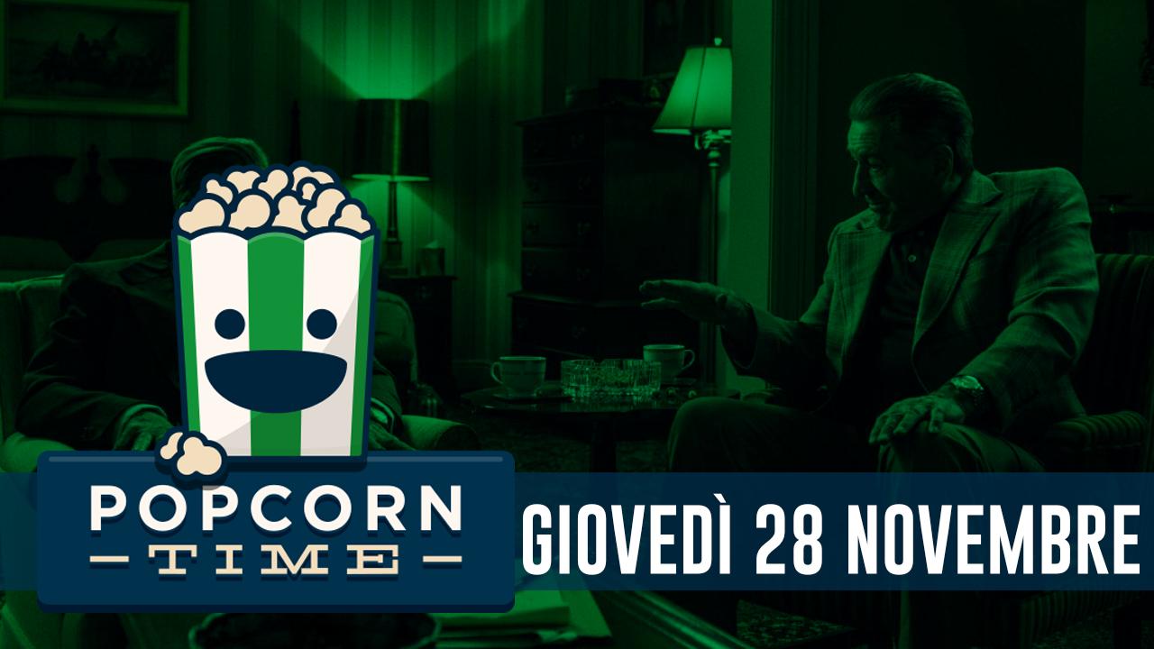 PopCorn Time: le uscite del 28 Novembre