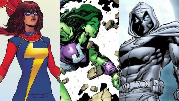 serie tv tratte da fumetti