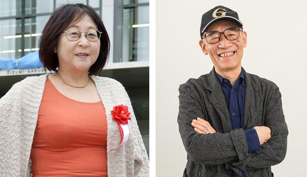 Il governo giapponese premia Rumiko Takahashi e Yoshiyuki Tomino